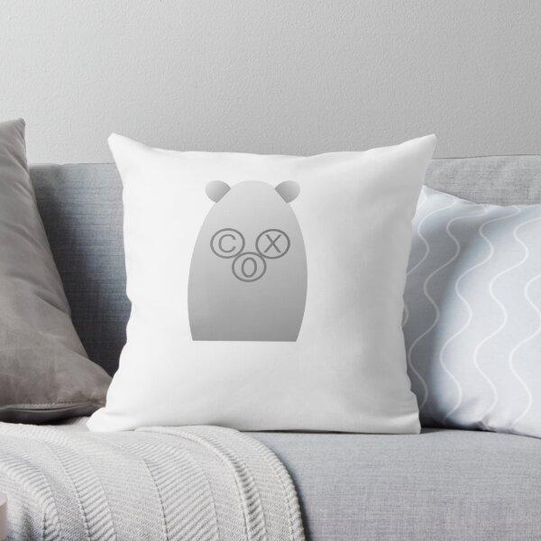 COX Throw Pillow