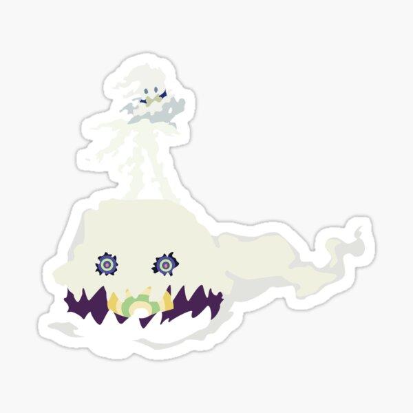 Les enfants voient des fantômes Sticker