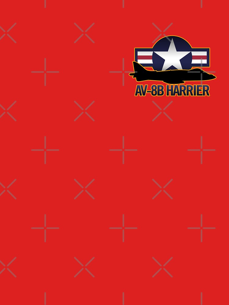 AV-8B Harrier by hobrath