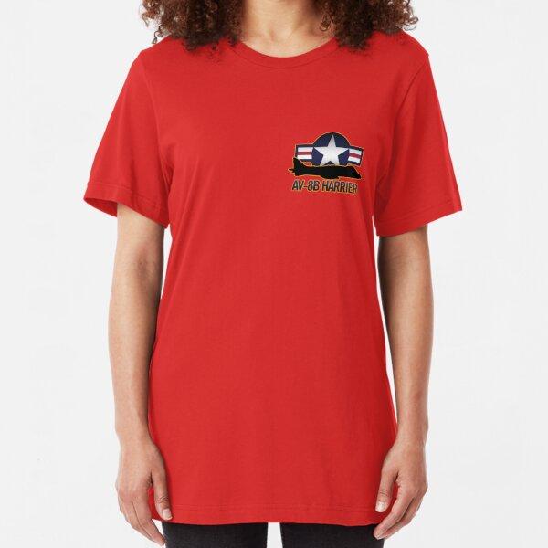 AV-8B Harrier Slim Fit T-Shirt