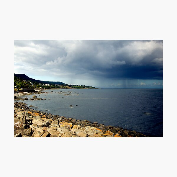Storm Coming In Photographic Print