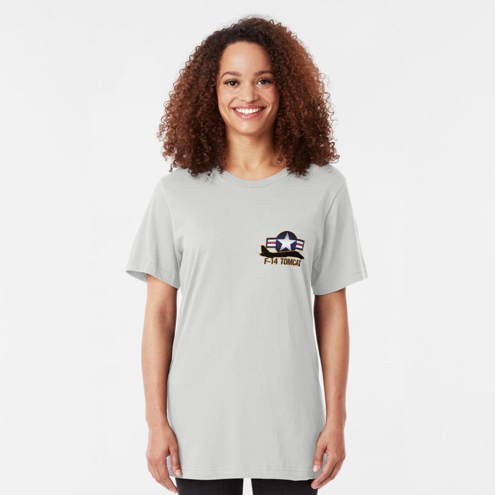 F-14 Tomcat Slim Fit T-Shirt
