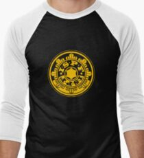 ISPF - International Space Police Force Men's Baseball ¾ T-Shirt