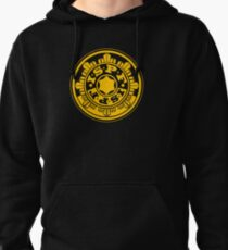 ISPF - International Space Police Force Pullover Hoodie