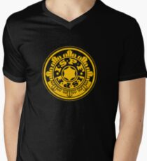 ISPF - International Space Police Force Men's V-Neck T-Shirt