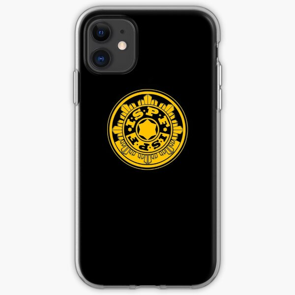 ISPF - International Space Police Force iPhone Soft Case