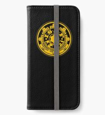 ISPF - International Space Police Force iPhone Wallet/Case/Skin