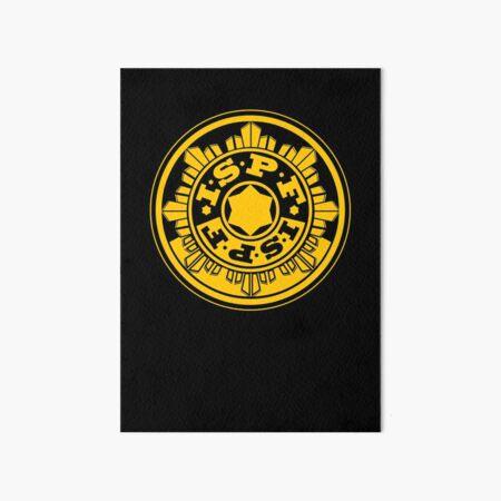 ISPF - International Space Police Force Art Board Print