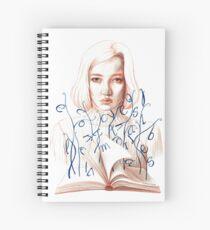 Encriptaciones Spiral Notebook
