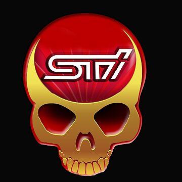 STI Subaru by DBnation