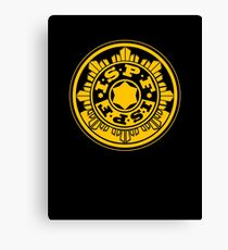ISPF - International Space Police Force Canvas Print
