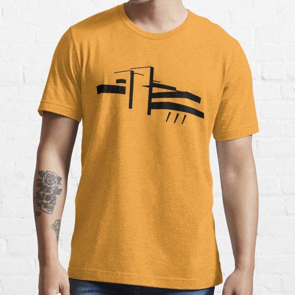 Frank Lloyd Wright - Fallingwater House  Essential T-Shirt