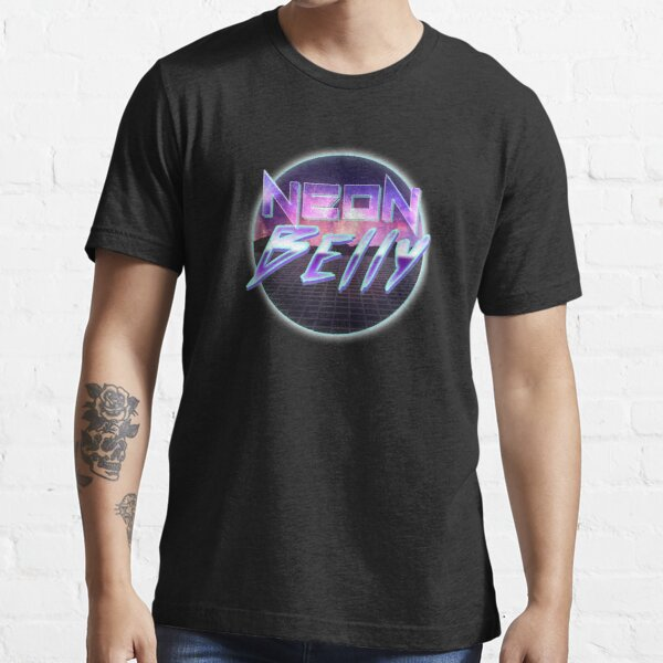 Neon Belly Essential T-Shirt