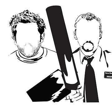 Shaun of the dead by jhojho
