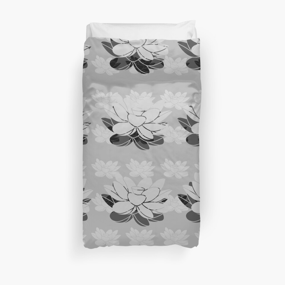 Lily gray value Duvet Cover