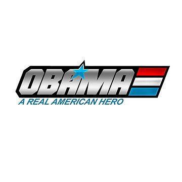 Obama toy logo by mavisshelton