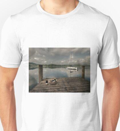 Champagne Yacht T-Shirt