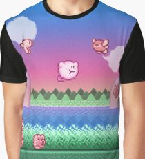 Kirby Level One Graphic T-Shirt