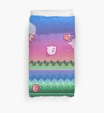 Kirby Level One Duvet Cover