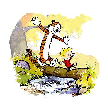 Calvin & Hobbes  by mjammer