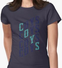 COYS 2019 Women's Fitted T-Shirt