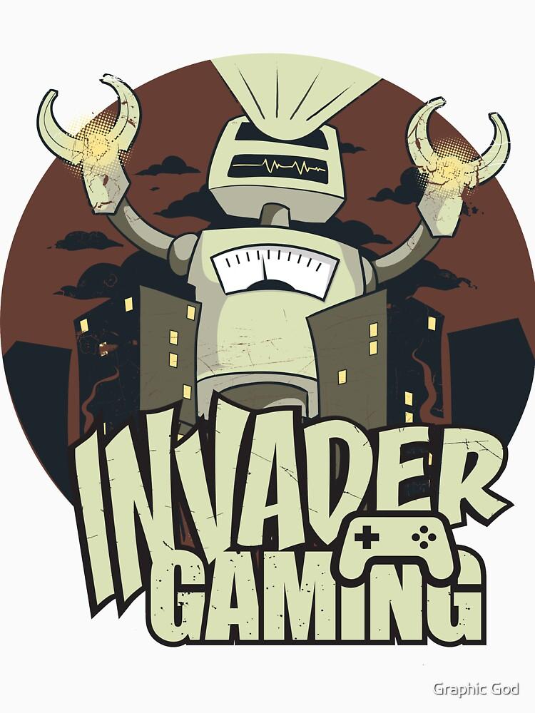 Invader Gaming by willijay