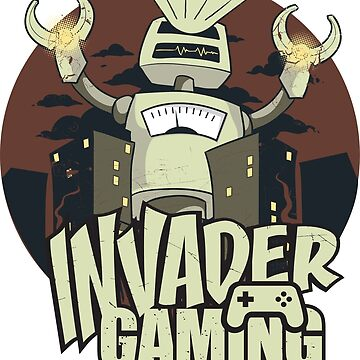 Invader Gaming by willijay