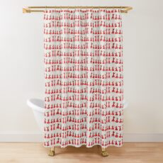 Kate Bush - Wuthering Heights Dance Shower Curtain