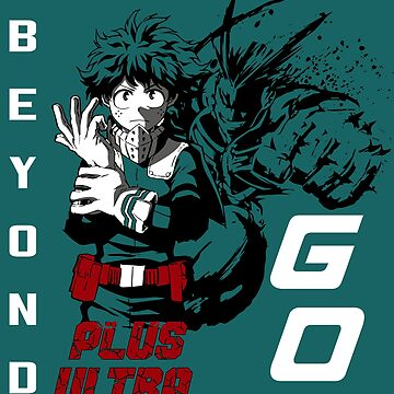 Boku No Hero Academia : Go Beyond Plus Ultra | Low Cost Anime Merchandise by Qrio