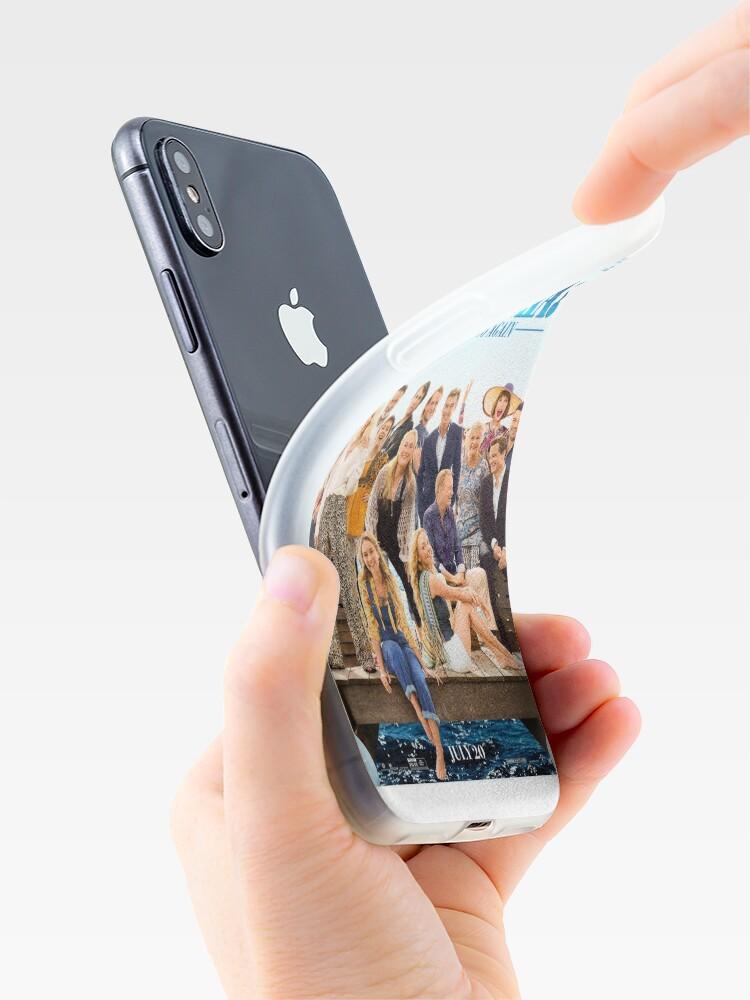 Vista alternativa de Funda y vinilo para iPhone Mamma Mia - ¡Aquí vamos otra vez!