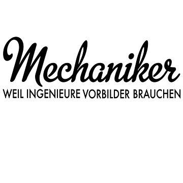 mechanic by Pferdefreundin