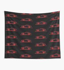 1967, 1968, 1969 Pontiac Firebird Wall Tapestry
