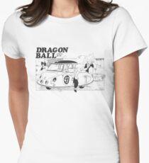 DBZ Family Women's Fitted T-Shirt