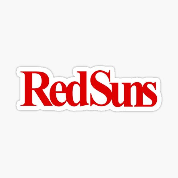 Initial D RedSuns Pegatina