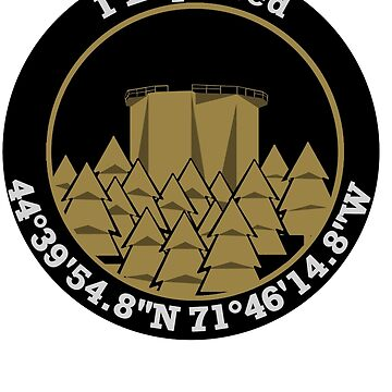 Urbex achievement, Radar tower by HikoDesigns
