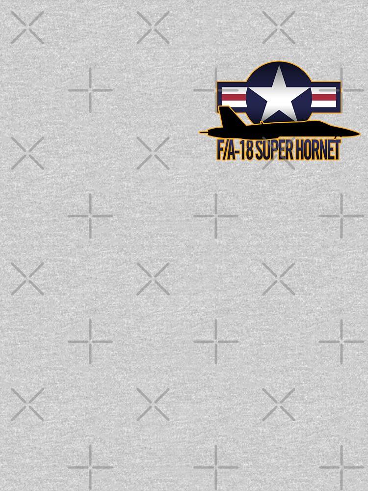 F/A-18 Super Hornet  by hobrath