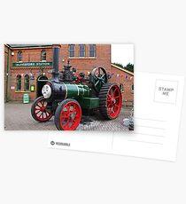 """Trevor"" The Traction Engine Postcards"