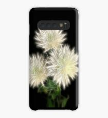 Electric Flowers! Case/Skin for Samsung Galaxy