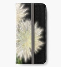 Electric Flowers! iPhone Wallet/Case/Skin