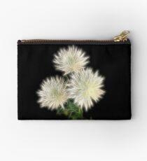 Electric Flowers! Zipper Pouch