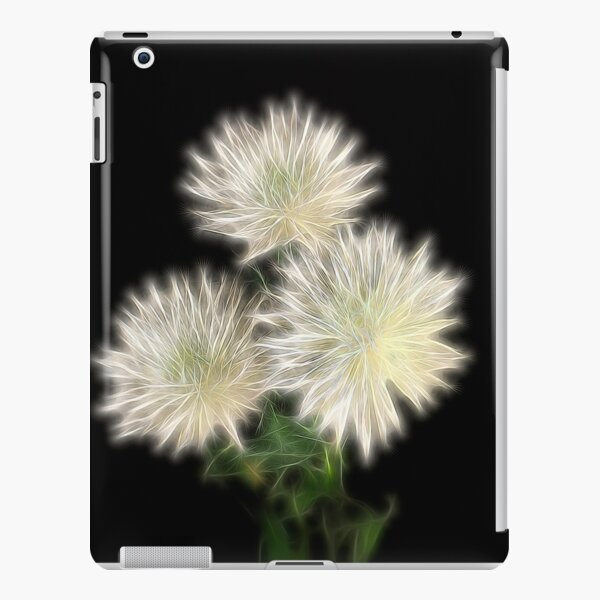 Electric Flowers! iPad Snap Case