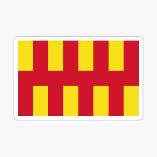 Flag of Northumberland Sticker