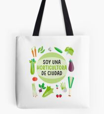 City Horticulturist Tote Bag