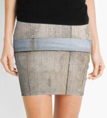 Barrel  Mini Skirt