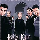Harry Kane and the Order of Spurs by frajtgorski