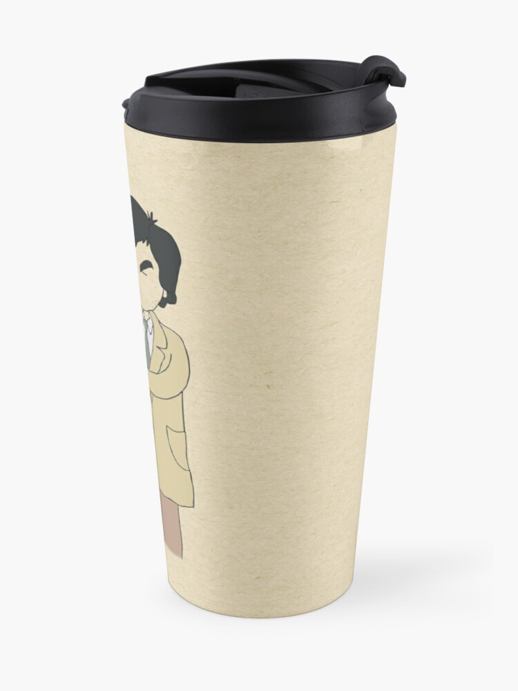 Alternate view of Just One More Thing Travel Mug