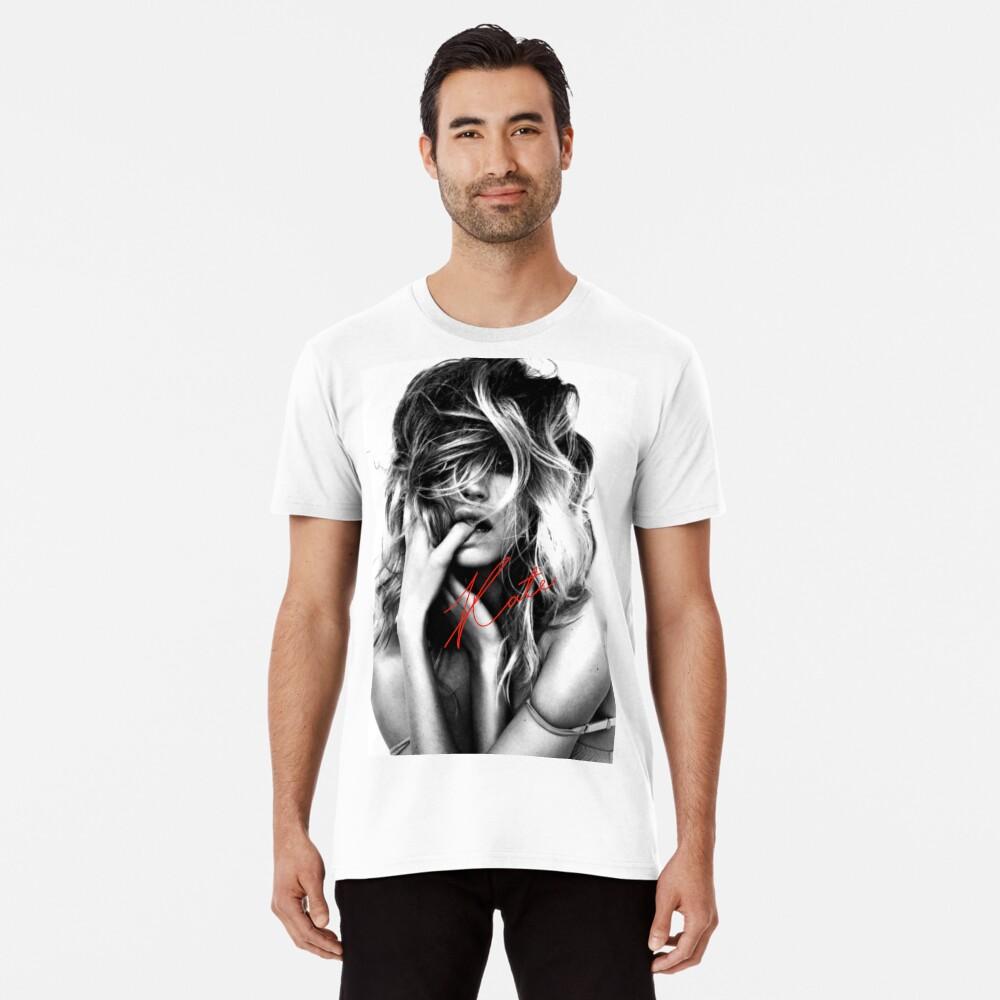 Kate Men's Premium T-Shirt Front