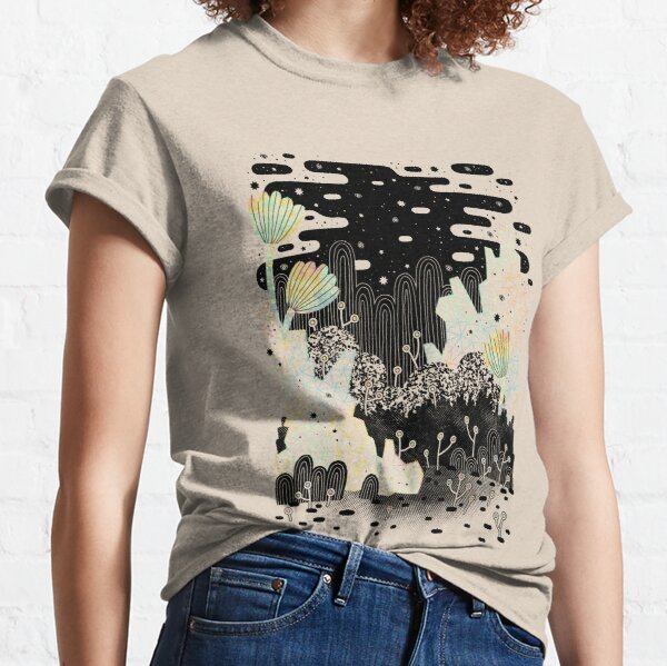 Into the Unkown... Classic T-Shirt