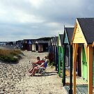 West Wittering Beach by Wayne Gerard Trotman