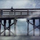 Foggy Morning At The Pier by CarolM